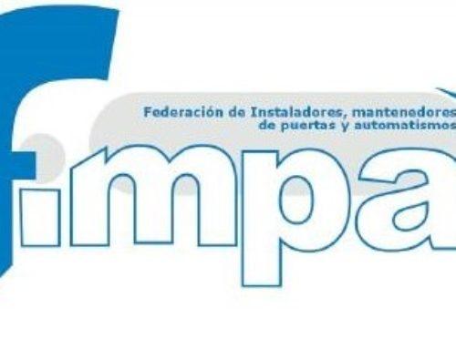 Nota de prensa de Fimpa