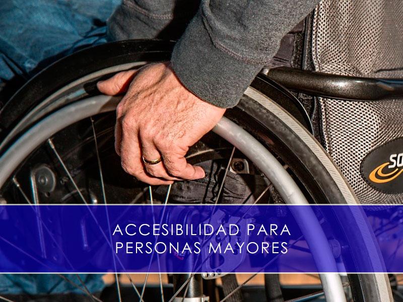 Accesibilidad para personas mayores - Martín Vecino