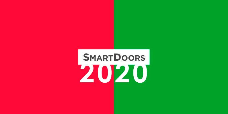 Novedades en SMART DOORS 2020 con Martín Vecino