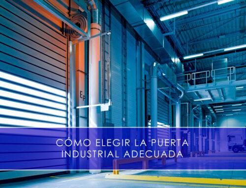 Elegir la puerta industrial adecuada