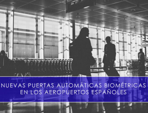 Nuevas puertas automáticas biométricas en los aeropuertos españoles