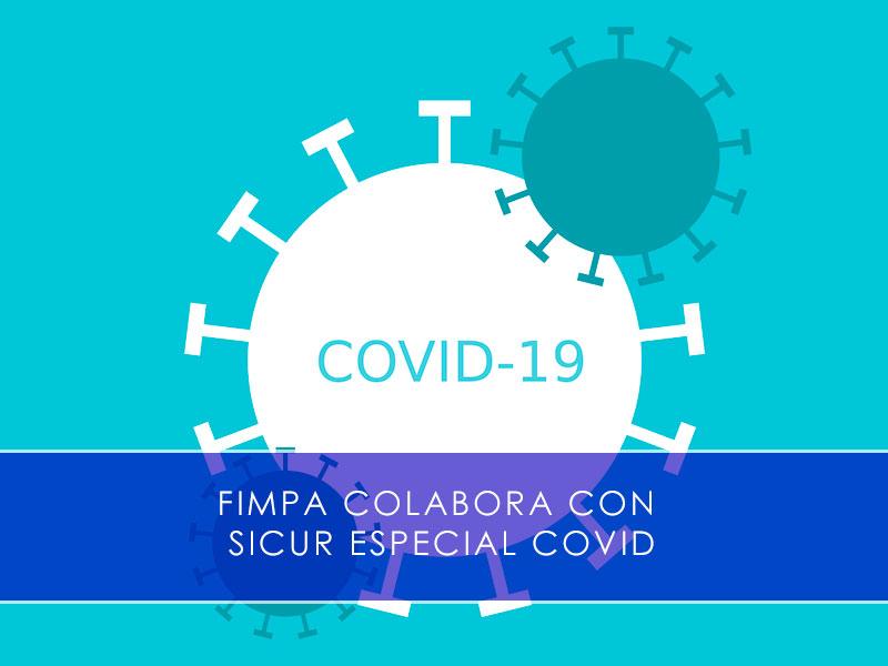 Fimpa colabora en Sicur Especial Covid