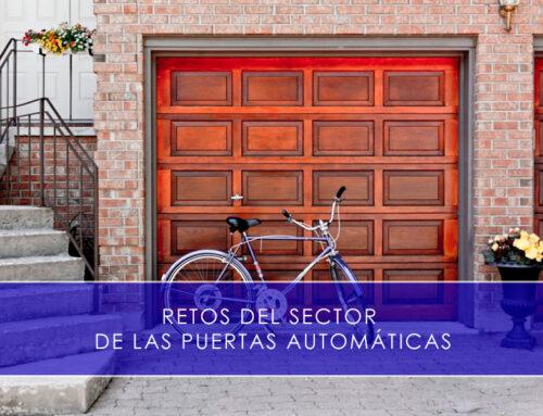 Retos del sector de las puertas automáticas