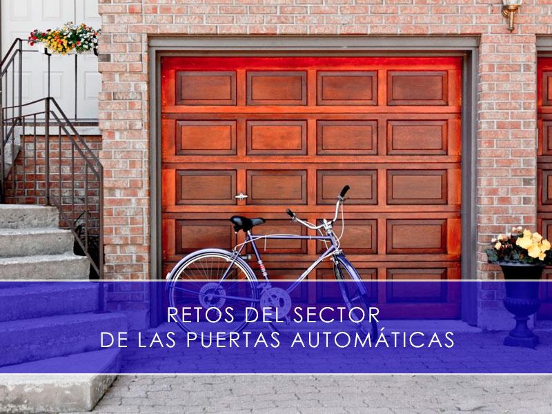 Retos del sector de las puertas automáticas - Martín Vecino