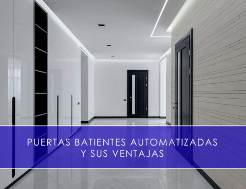 Puertas batientes automatizadas y sus ventajas