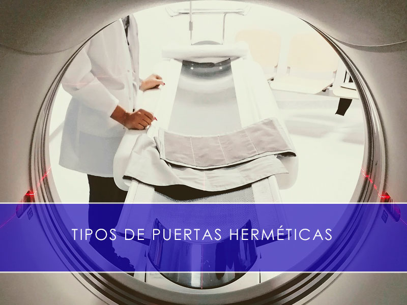 tipos de puertas herméticas - Martín Vecino