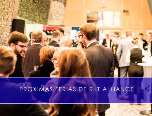 Próximas ferias de R+T Alliance