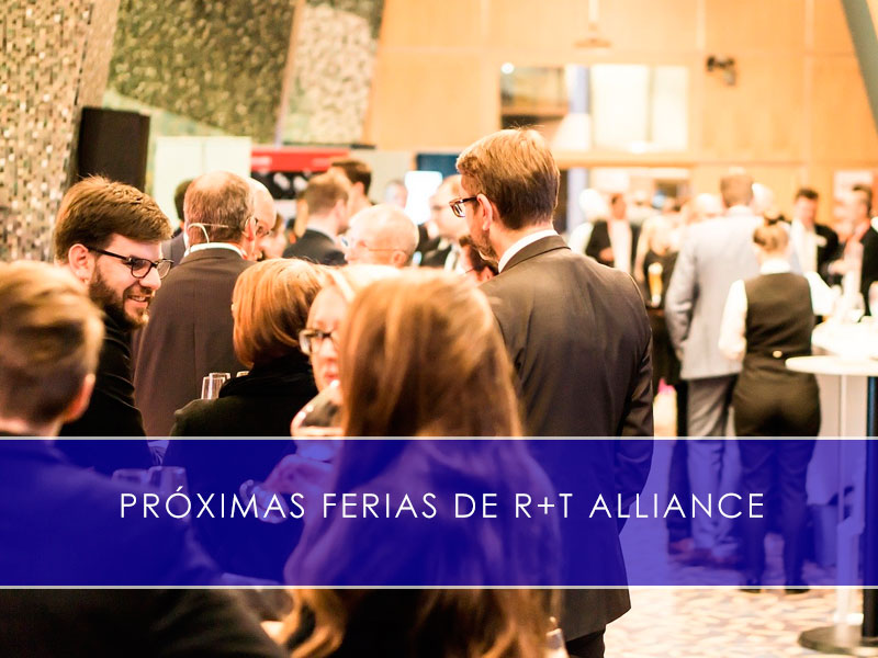 próximas ferias de R+T Alliance - Martín Vecino